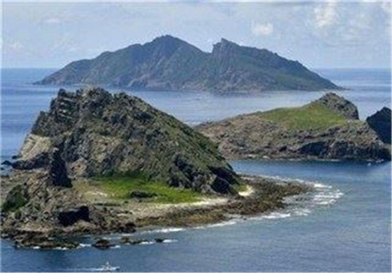 افزایش تنش ها میان چین و ژاپن بر سر جزایر مورد مناقشه