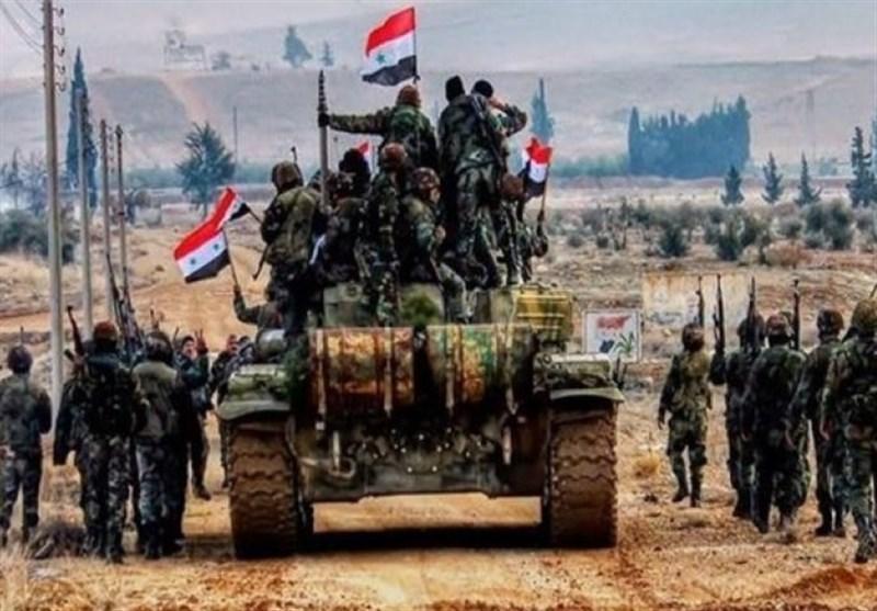 سوریه، تشدید نبرد با تروریسم در شمال؛ ارتش به 2کیلومتری معرة النعمان رسید
