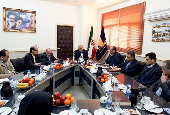 دانشگاه تبریز با دانشگاه علوم و فنون دریایی خرمشهر تفاهم نامه همکاری مشترک امضا کردند