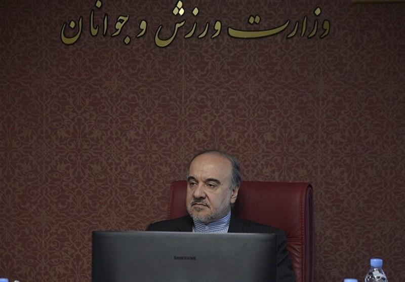 اعتراض شدید وزیر ورزش به شیخ سلمان، سلطانی فر: کمیته مسابقات AFC تحت تأثیر رسانه های بیگانه است