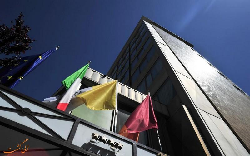 معرفی هتل ریجنت رم ، 4 ستاره