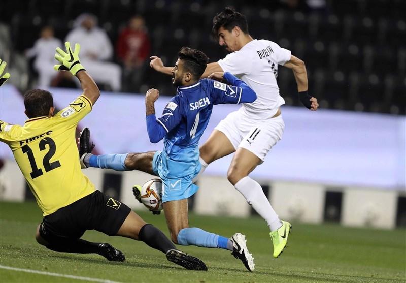 لیگ ستارگان قطر، هفتمین شکست یاران رضاییان برابر السد رقم خورد