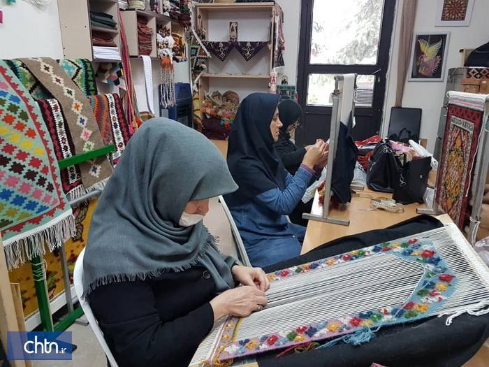لغو دوره های آموزش صنایع دستی خانه داعی قزوین