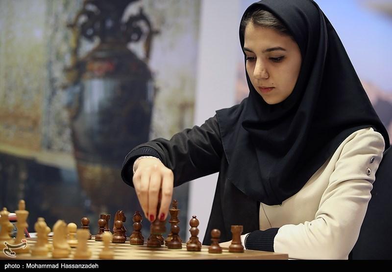 پیروزی همه شطرنج بازان ایران در دور ششم