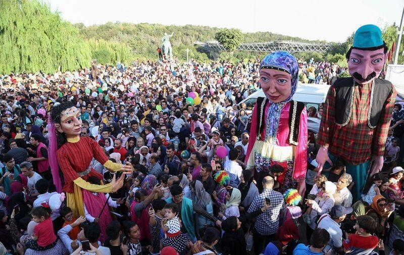 خبرنگاران برگزاری جشنواره بین المللی تئاتر عروسکی یزد با چهار ماه تاخیر
