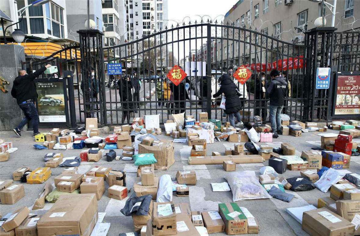 خبرنگاران 827 هزار نفر در پکن قرنطینه هستند