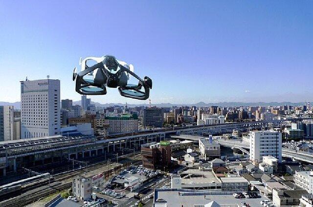 خودروهای پرنده، تحولی عظیم در حوزه حمل و نقل