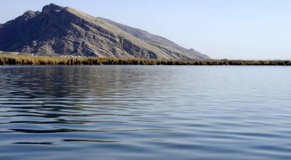 سفر به دریاچه دیدنی پریشان کازرون