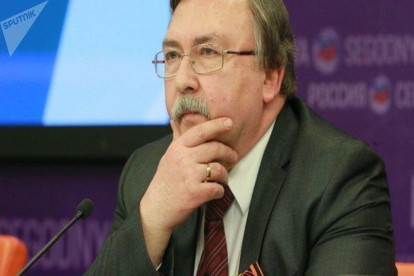 اولیانوف: ایران کمال همکاری را با آژانس انجام می دهد