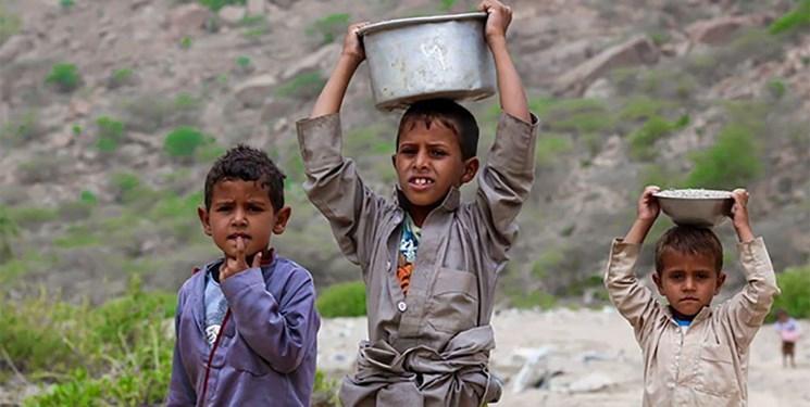 صنعا: برنامه جهانی غذا به سفارش عربستان یاری ها به ملت یمن را کاهش داد