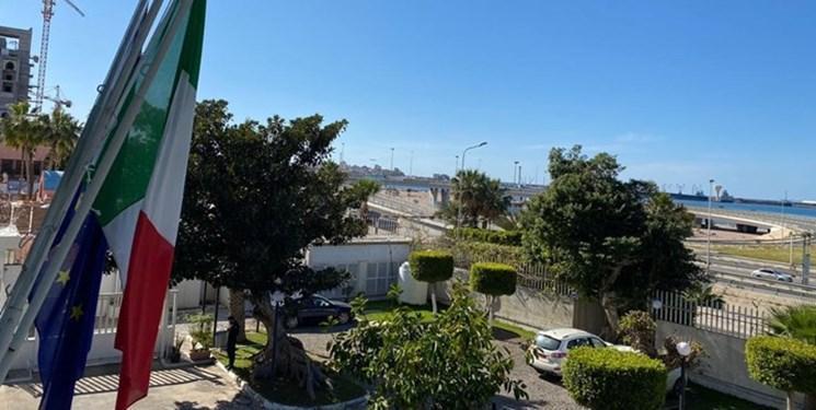 ترکیه و ایتالیا اصابت خمپاره به نزدیک سفارت خود در لیبی را تأیید کردند