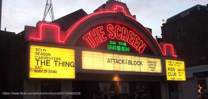 11 تیر زمان بازگشایی سینماها در بریتانیا ، قرنطینه ادامه می یابد