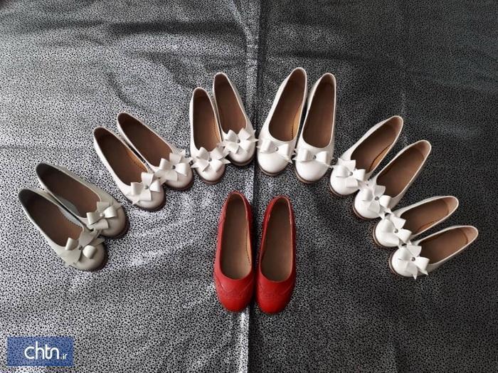 اهدای 185 جفت کفش چرم به نیازمندان توسط صنعتگران آبیک قزوین