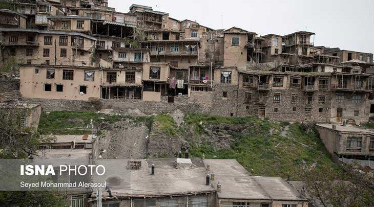 روستای تاریخی کَنگ در معرض نابودی، تصاویر