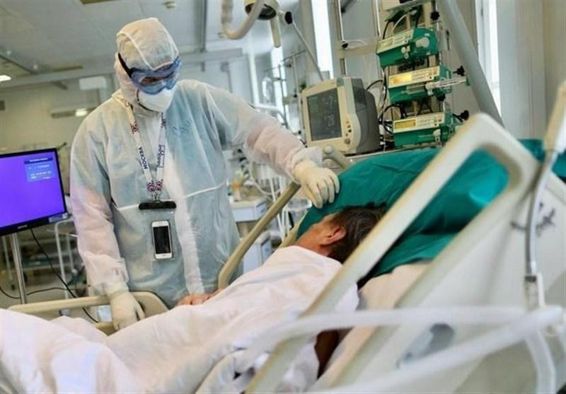 بیشترین تعداد مرگ روزانه در روسیه از ابتدای شیوع کرونا