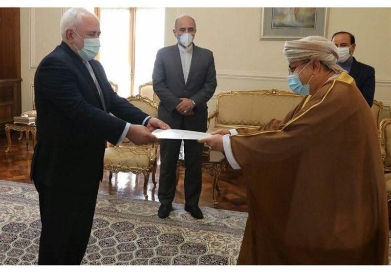 ملاقات سفرای جدید عمان و آلمان با ظریف