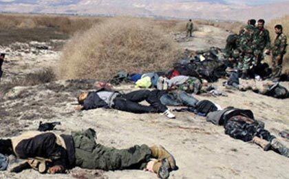 خبرنگاران هلاکت دو تن از سرکردگان داعش در حمله هوایی عراق در سوریه