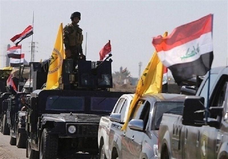 عراق، عملیات مشترک حشد شعبی و ارتش علیه داعشی ها در الانبار