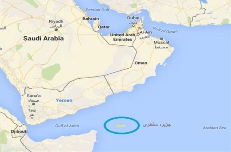 وقتی امارات یکی از نقاط استراتژیک دنیا را به اشغال خود درآورده است!