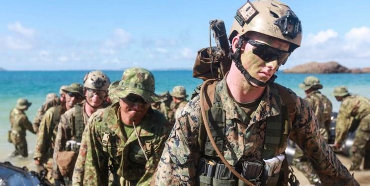 ده ها تفنگدار دریایی آمریکا در اوکیناوا کرونا گرفته اند