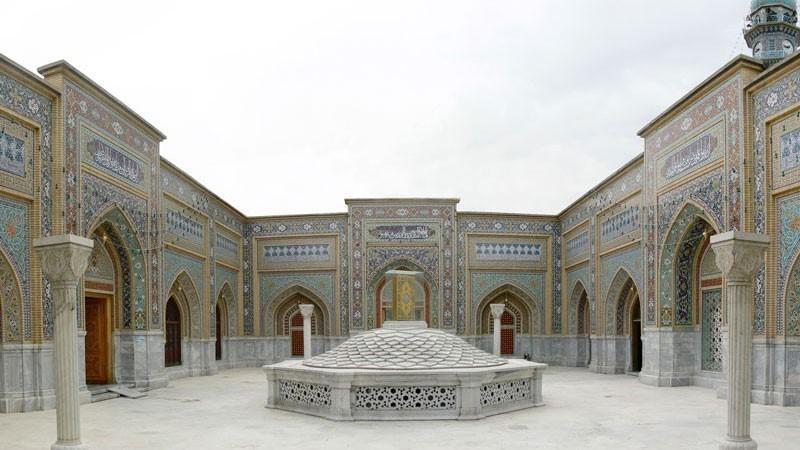 معرفی بناها و خانه های تاریخی مشهد