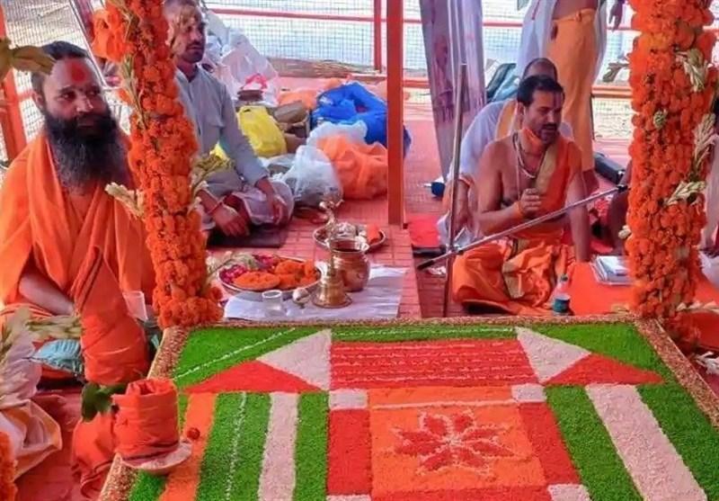 کلاهبرداری اقتصادی به بهانه ساخت معبد رام در هند آغاز شد