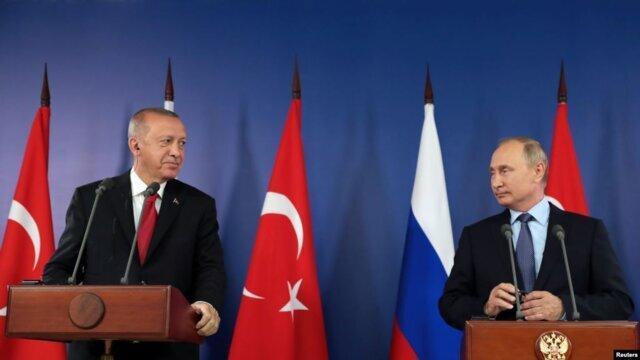 ترکیه به روسیه هشدار داد
