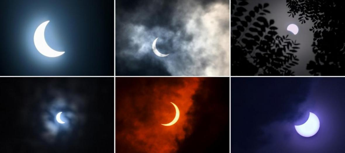 زمین باعث شده است ماه زنگ بزند