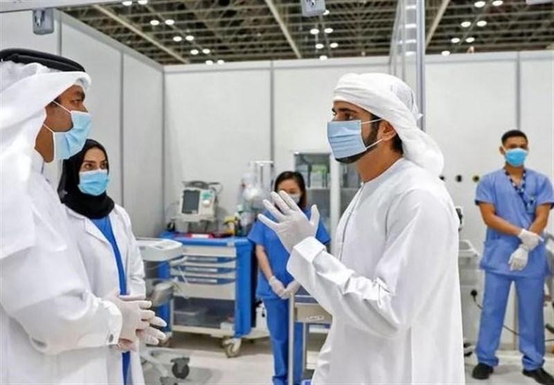 کرونا، امارات بالاترین آمار ابتلا را ثبت کرد، افزایش آمار مبتلایان به بیش از 78 هزار نفر