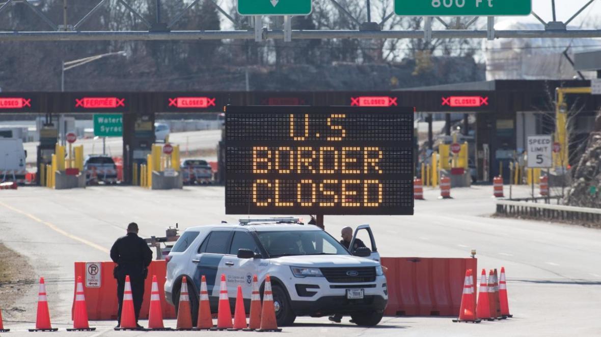 نظر متفاوت شهرداران شهرهای مرزی درباره زمان باز شدن مرز آمریکا