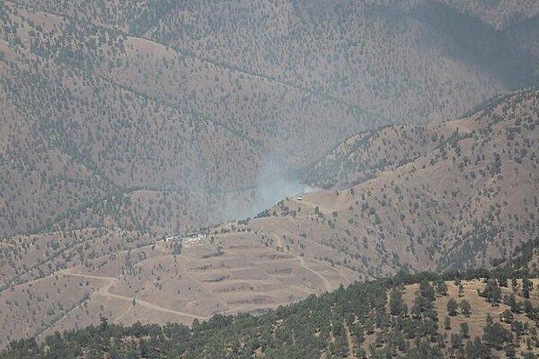 کشته شدن 5 عضو پ ک ک در حملات هوایی ترکیه به شمال عراق