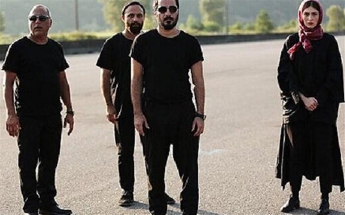 عکسی جالب که نوید محمدزاده از سریال قورباغه در اینستاگرام منتشر کرد
