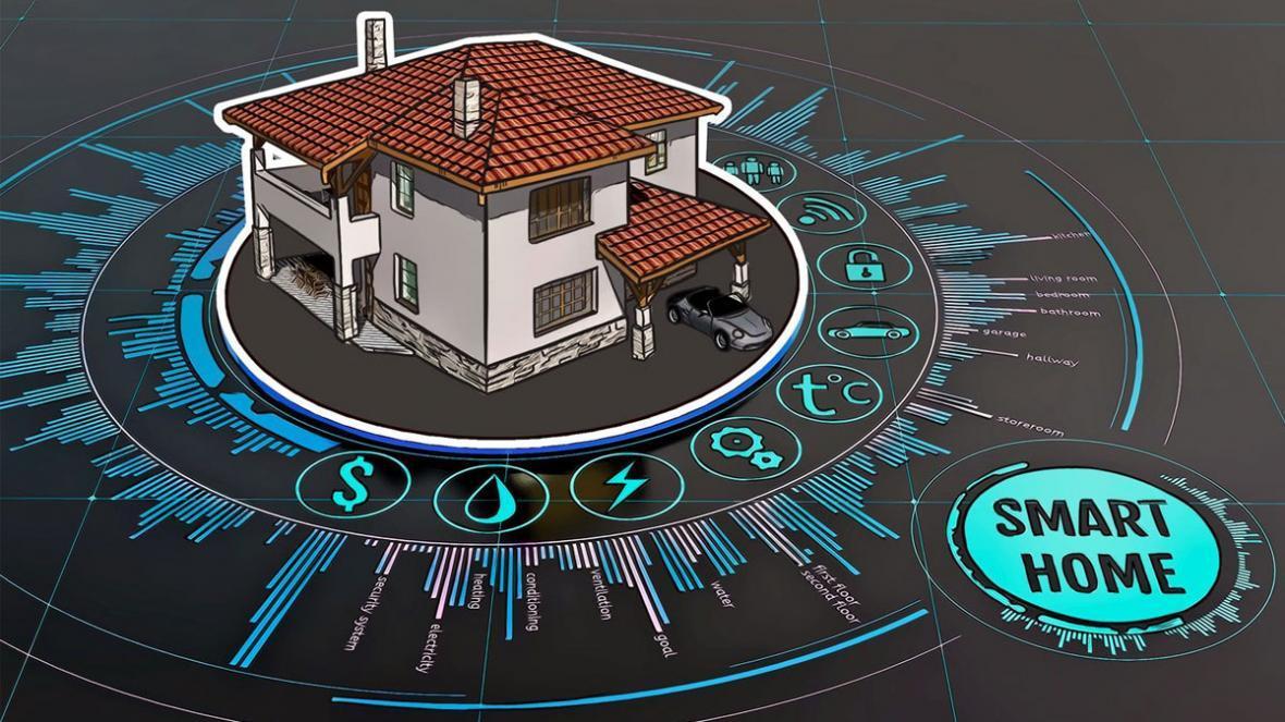 خانه هوشمند ایرانی را با این 10 المان به فضایی ایمن تبدیل نمایید!