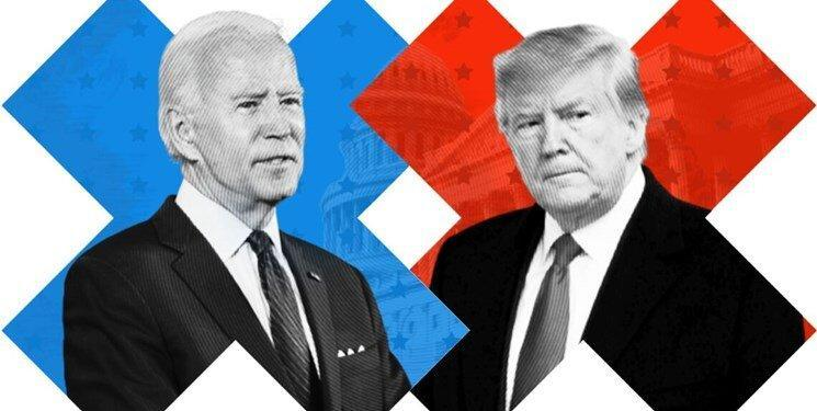 پیشتازی بایدن از ترامپ در دو ایالت سرنوشت ساز