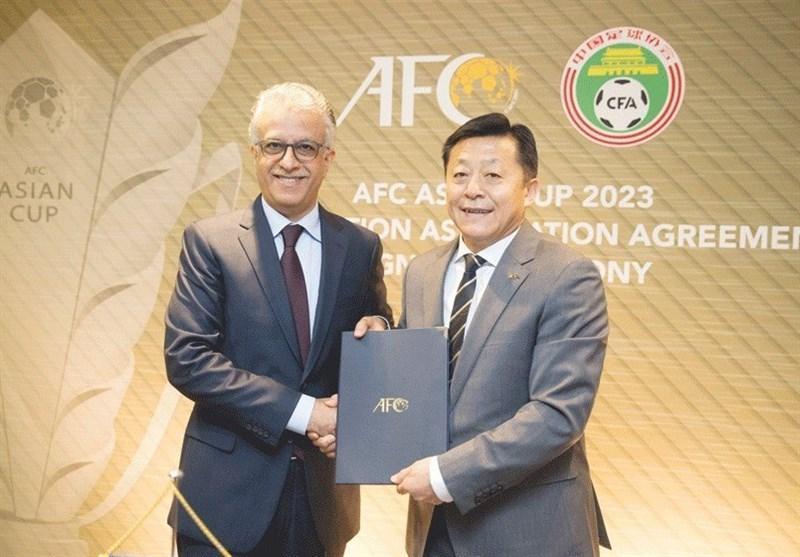 شیخ سلمان: جام ملت های فوق العاده ای در چین برگزار خواهد شد