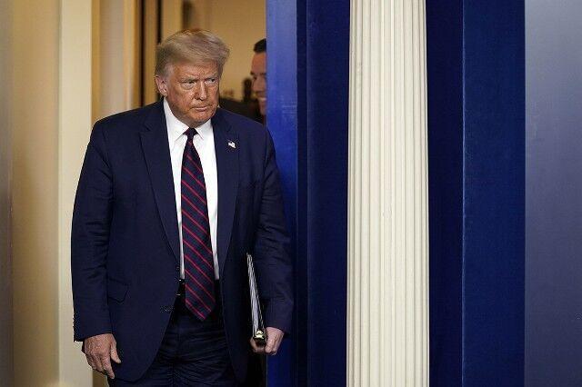 خبرنگاران ترامپ: با رئیس جمهوری چین صحبت نمی کنم