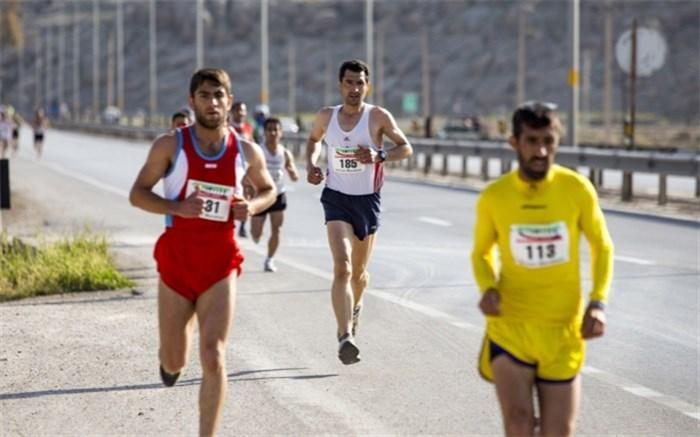 مشهد میزبان مسابقات بین المللی دو ماراتن شد