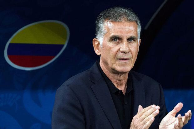 کی روش در بازی با برزیل سرمربی کلمبیا نخواهد بود