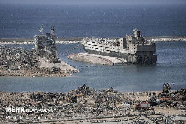 جدیدترین موضع گیری سمیر جعجع درباره انفجار بندر بیروت