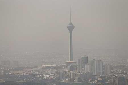 شرایط نگران کننده آلودگی هوا در کلانشهرهای کشور