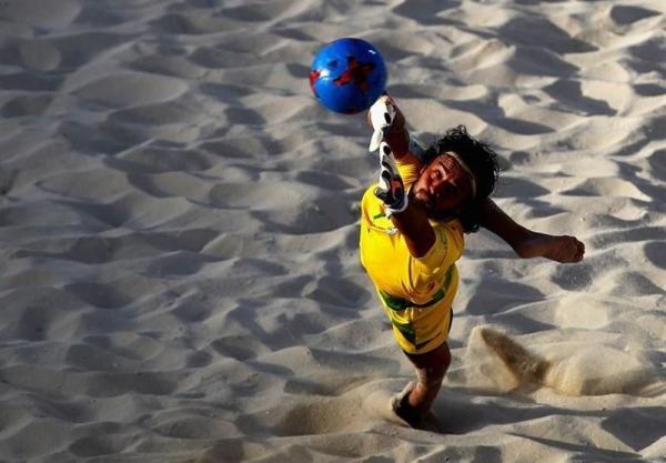 شرایط اردویی تیم ملی فوتبال ساحلی از زبان دو دروازه بان تیم