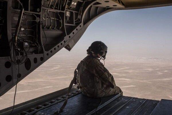 پرواز گسترده پهپادهای آمریکایی در غرب عراق