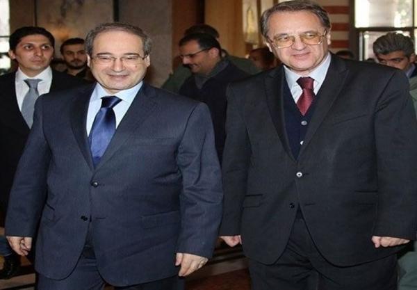 سوریه، اتحادیه اروپا فیصل المقداد را در فهرست تحریم های خود قرار داد
