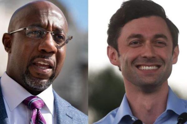 حزب دموکرات آمریکا کنترل سنا را در دست گرفت