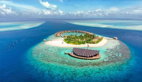 رستوران های زیر دریایی مجمع الجزایر مالدیو