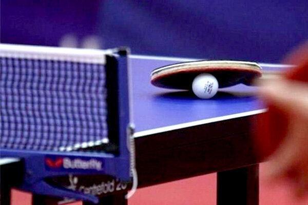زمان جدید مسابقات تنیس روی میز گزینشی المپیک اعلام شد