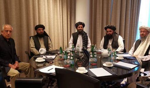 تاکید آمریکا و طالبان بر اجرای کامل توافق نامه دوحه خبرنگاران