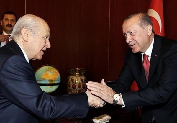 توافق اردوغان و باغچلی برای تشکیل کمیته اصلاح قانون اساسی ترکیه