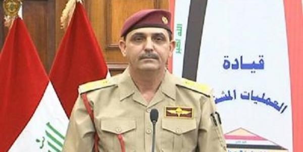 عراق؛ کشته شدن 60 تروریست داعش در رشته کوه های حمرین