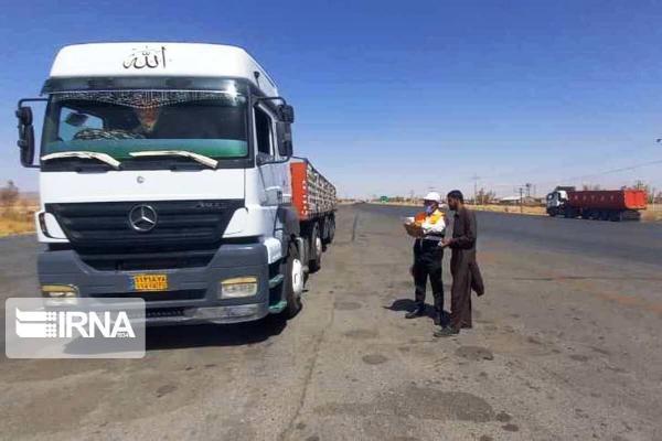خبرنگاران 30 هزار ناوگان برای حمل محصولات کشاورزی جنوب کرمان مشارکت دارد